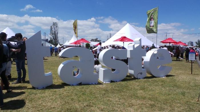 Taste of Melbourne 2013