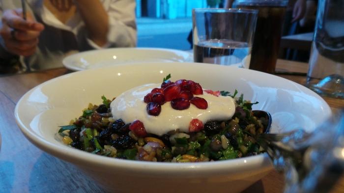Kipriaki Salata Dimitriakon (Cypriot Salad), $12