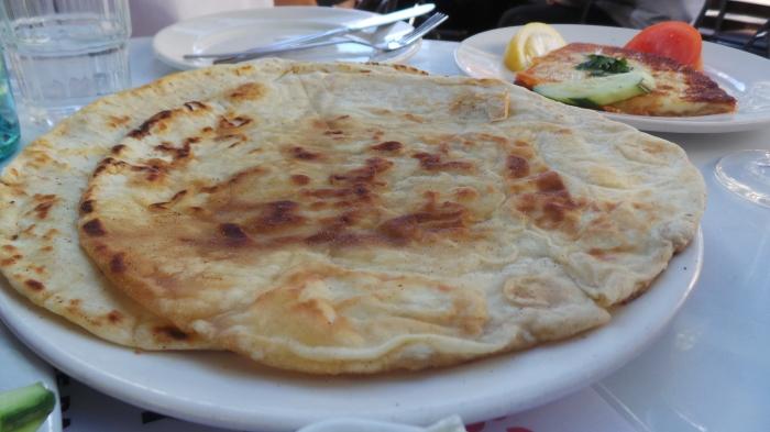 Pita bread, $1.7 ea