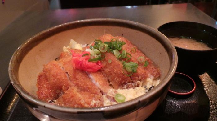 Chicken Katsu Don, $13.9