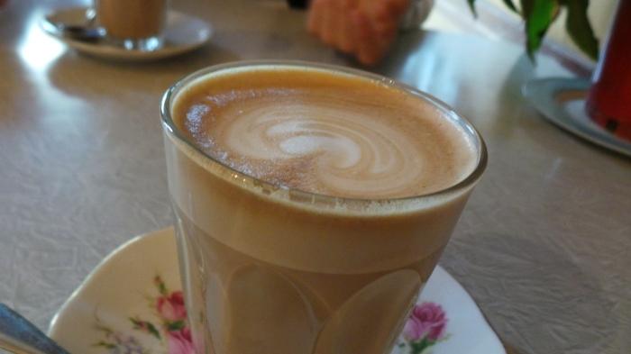 Skinny latte,