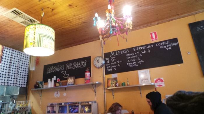 Feedback Cafe, Yarraville